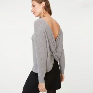 Club Monaco Cashmere Knot Sweater